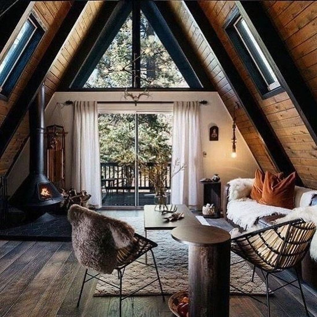 Amazing Rustic Tiny House Design Ideas 15