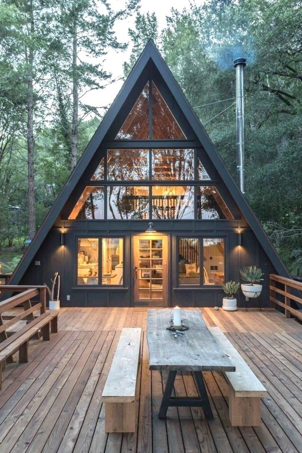 Amazing Rustic Tiny House Design Ideas 16