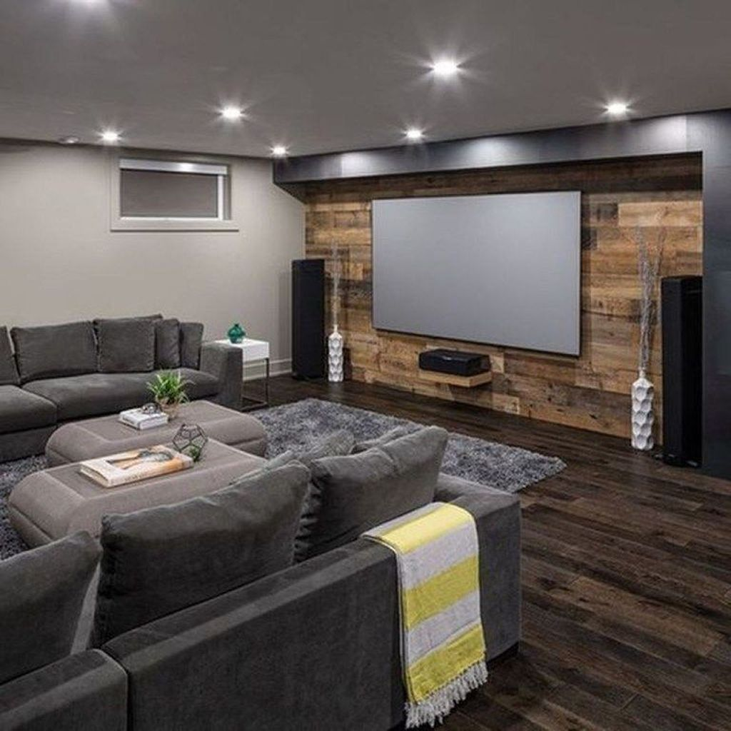 Awesome Basement Remodel Ideas That You Can Try 01