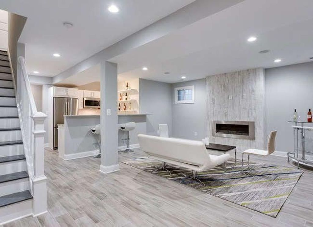 Awesome Basement Remodel Ideas That You Can Try 15
