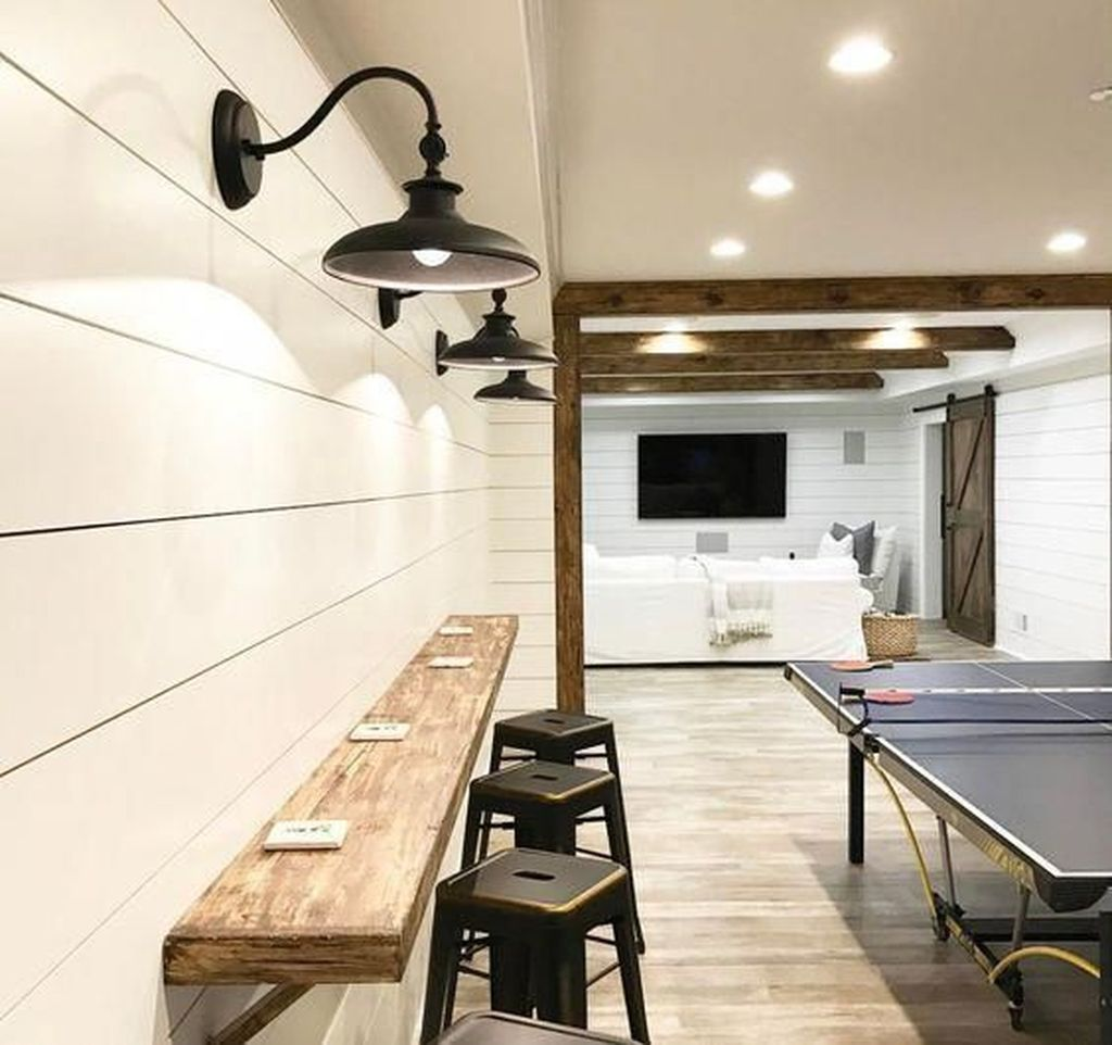 Awesome Basement Remodel Ideas That You Can Try 16