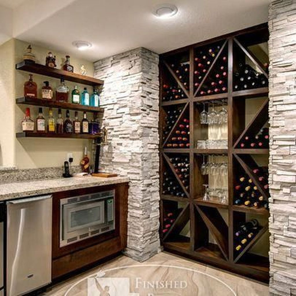 Awesome Basement Remodel Ideas That You Can Try 17