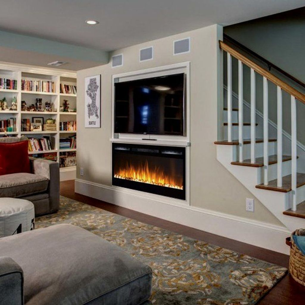 Awesome Basement Remodel Ideas That You Can Try 24