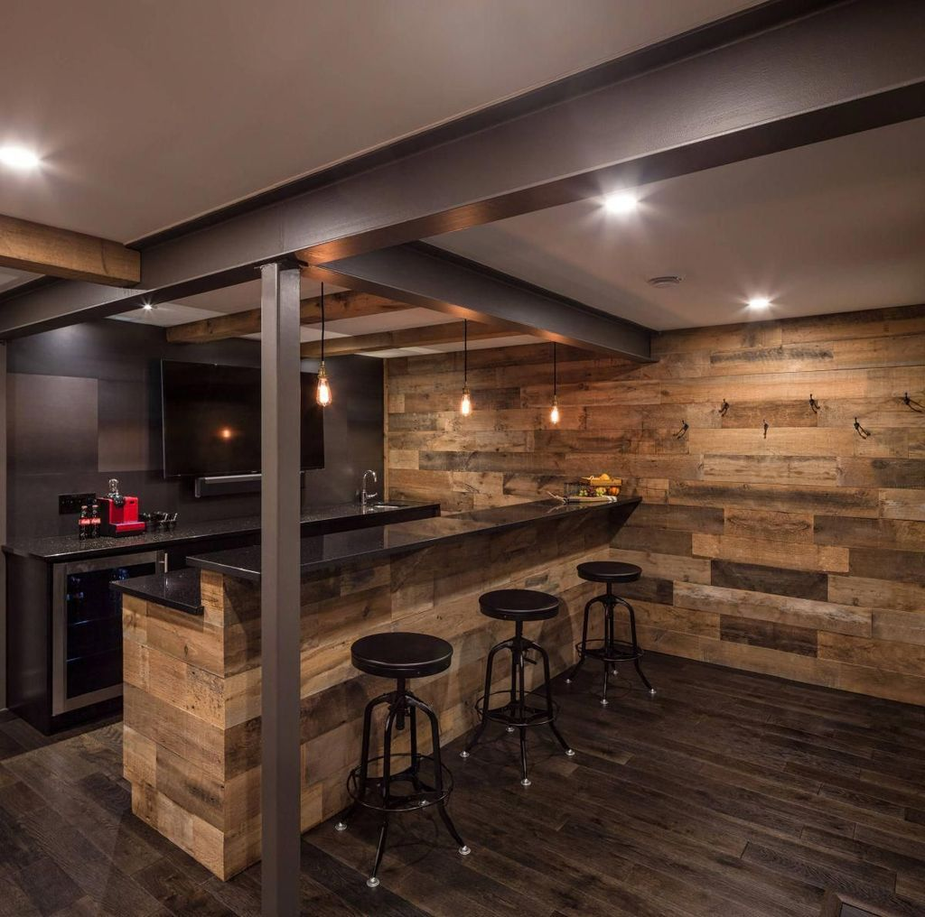 Awesome Basement Remodel Ideas That You Can Try 25