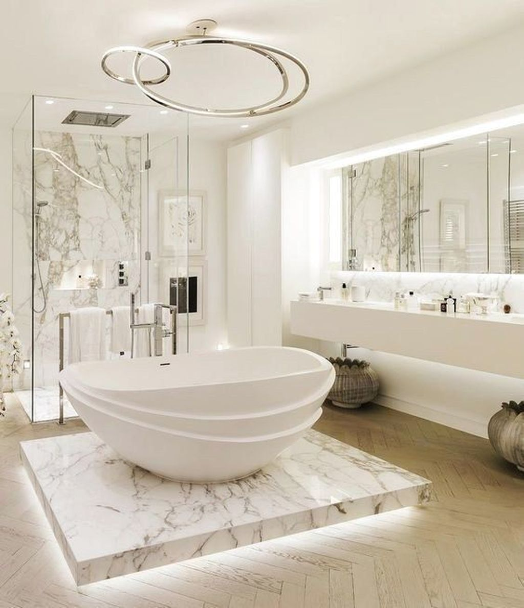 Awesome Spa Bathroom Decor Ideas You Must Have 01