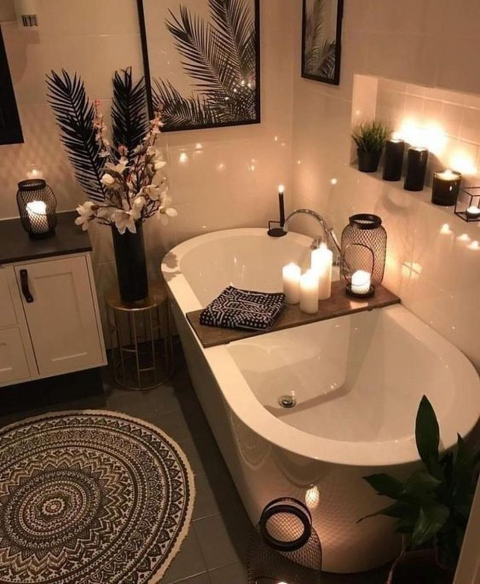 Awesome Spa Bathroom Decor Ideas You Must Have 07