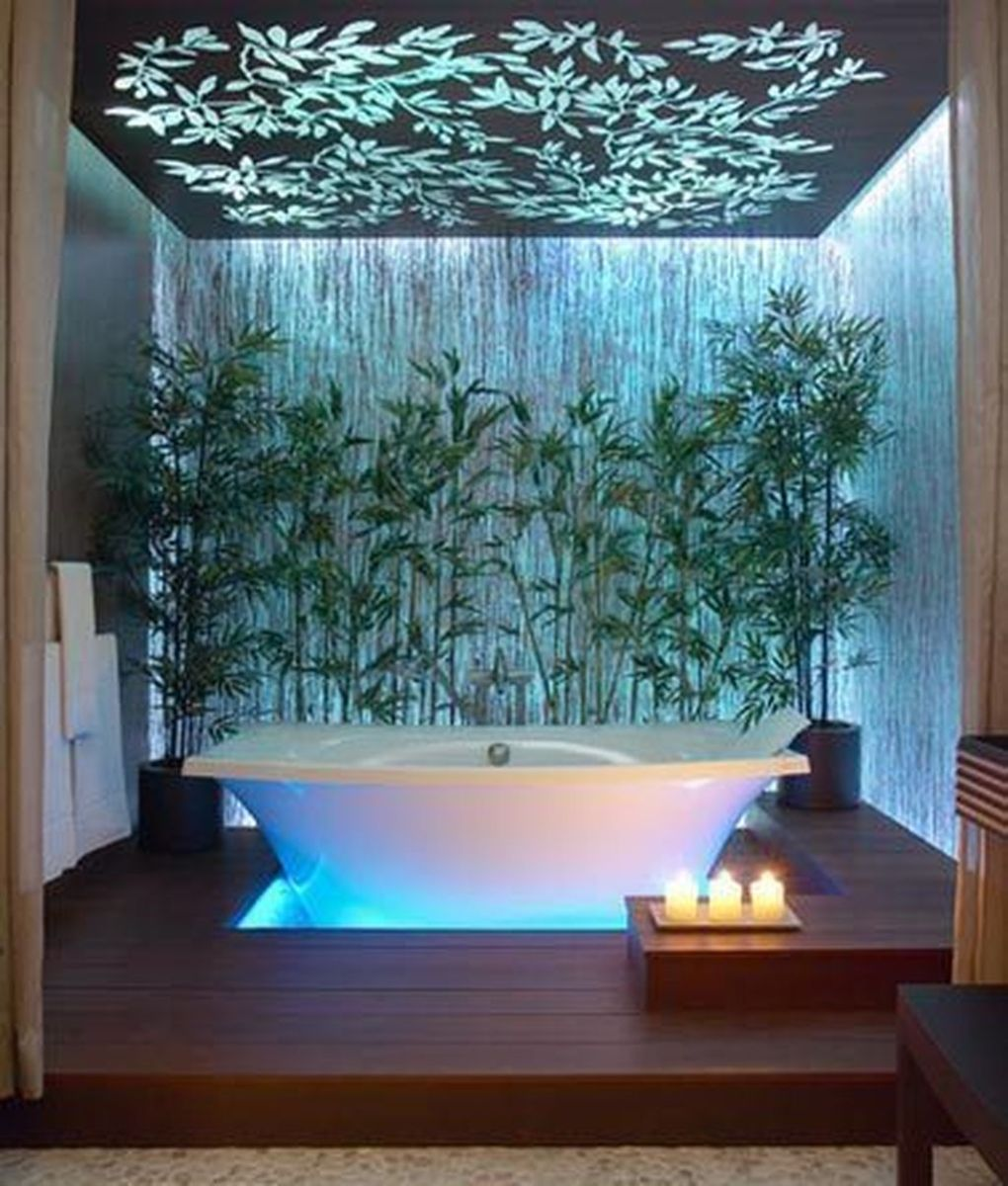 Awesome Spa Bathroom Decor Ideas You Must Have 31