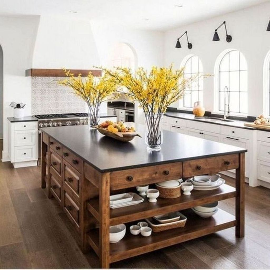 Fabulous Modern Farmhouse Kitchen Design Ideas 12