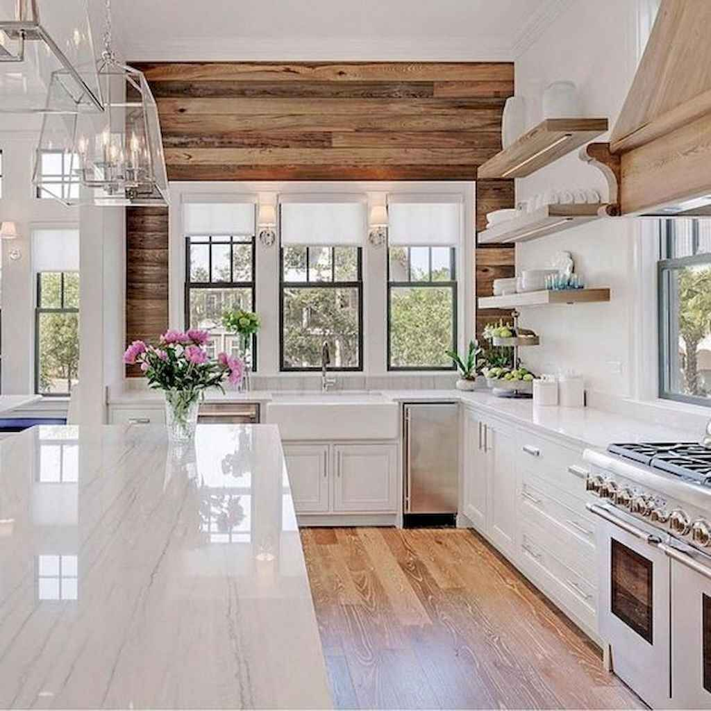 Fabulous Modern Farmhouse Kitchen Design Ideas 26
