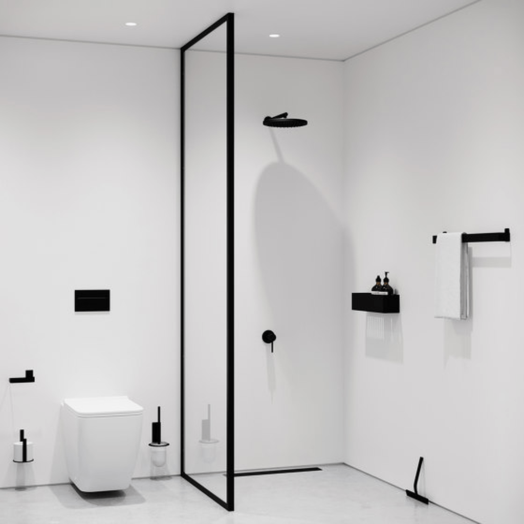 Fascinating Minimalist Bathroom Decoration Ideas 13