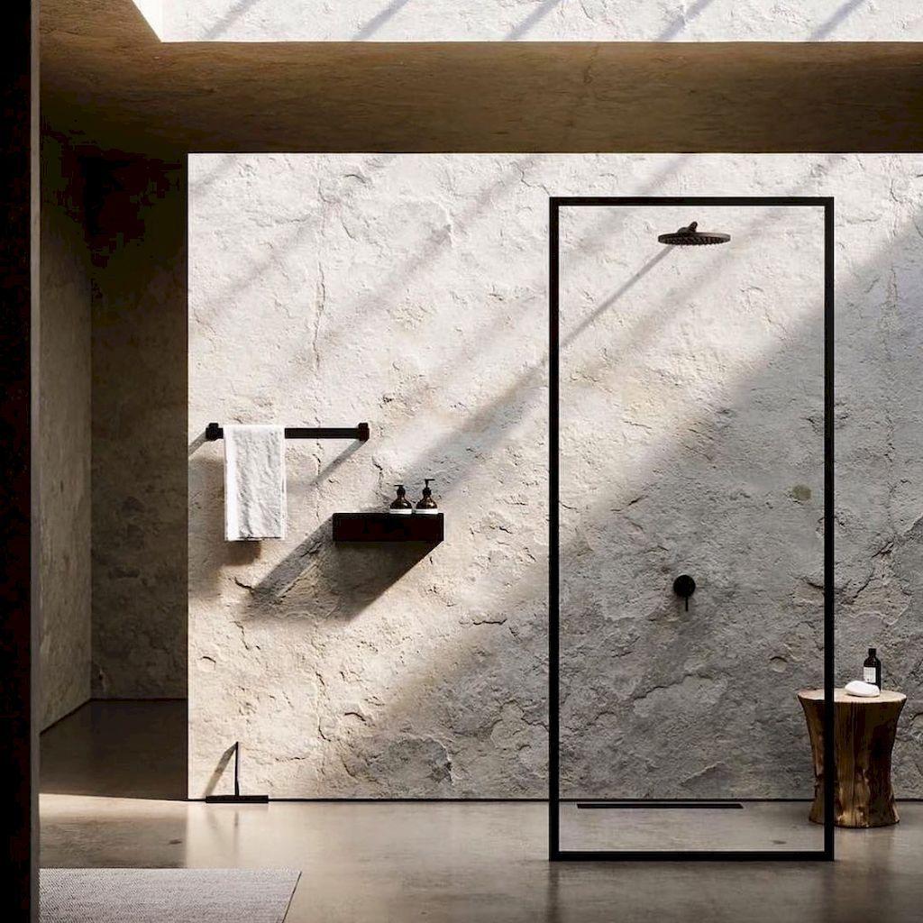 Fascinating Minimalist Bathroom Decoration Ideas 32
