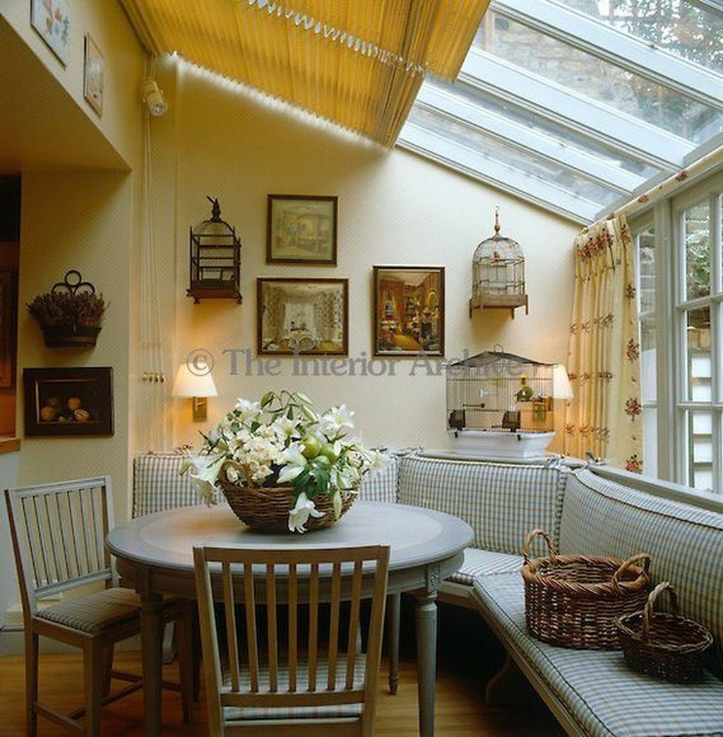 Inspiring Conservatory Kitchen Design Ideas 04