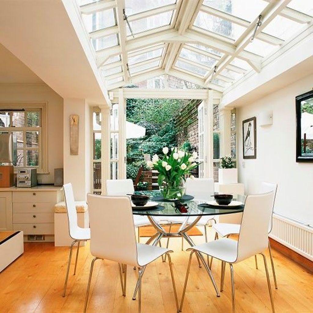 Inspiring Conservatory Kitchen Design Ideas 08