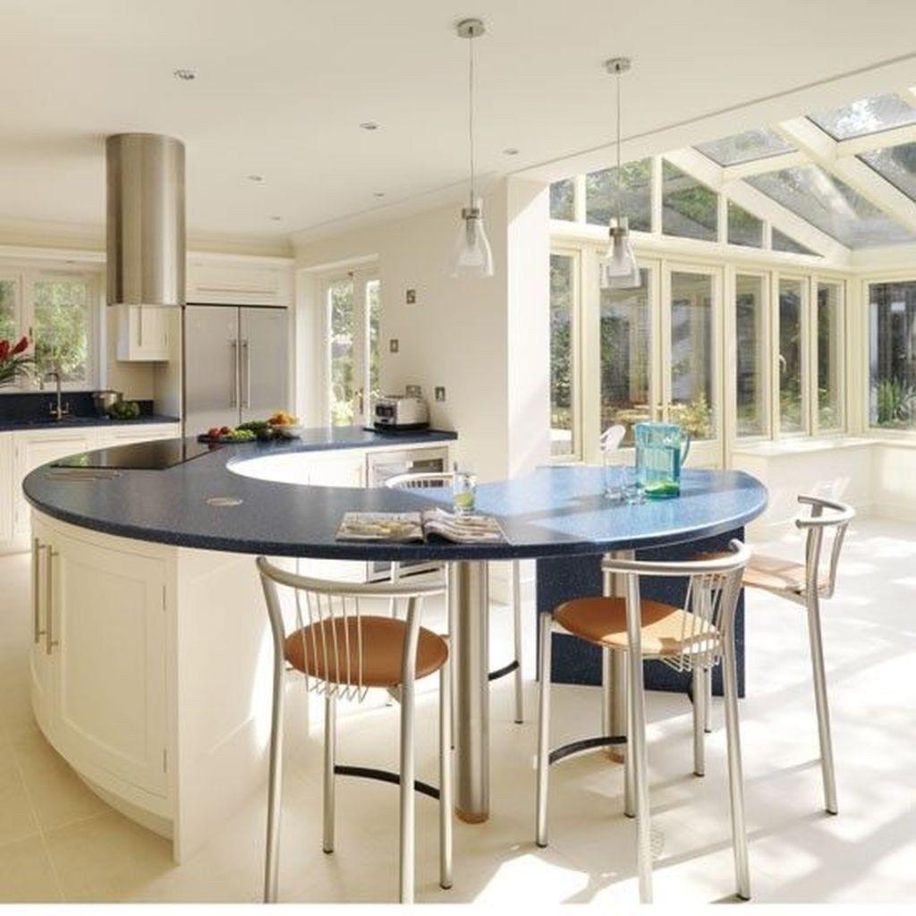 Inspiring Conservatory Kitchen Design Ideas 28