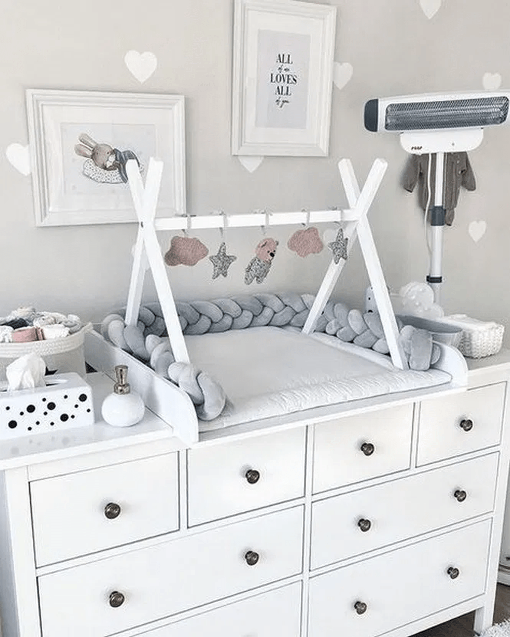 Lovely Baby Room Themes Decorating Ideas 07