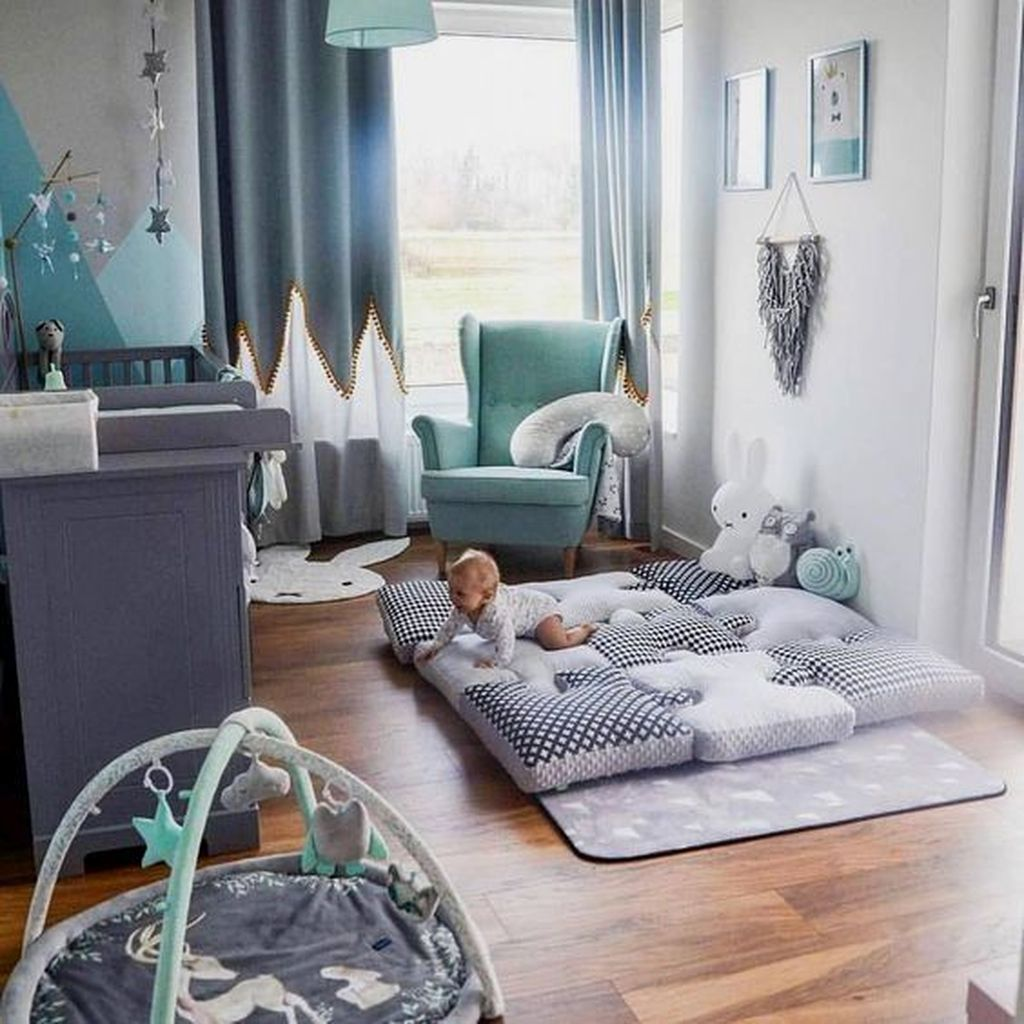 Lovely Baby Room Themes Decorating Ideas 29