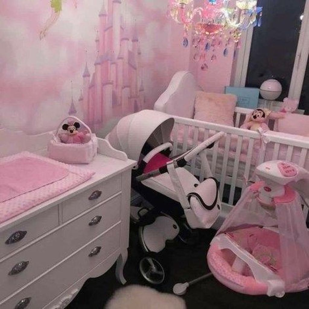 Lovely Baby Room Themes Decorating Ideas 35