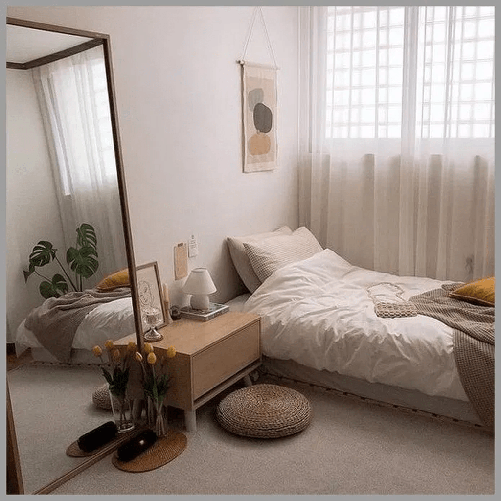 Lovely Simple Bedroom Decor Ideas That You Should Try 20
