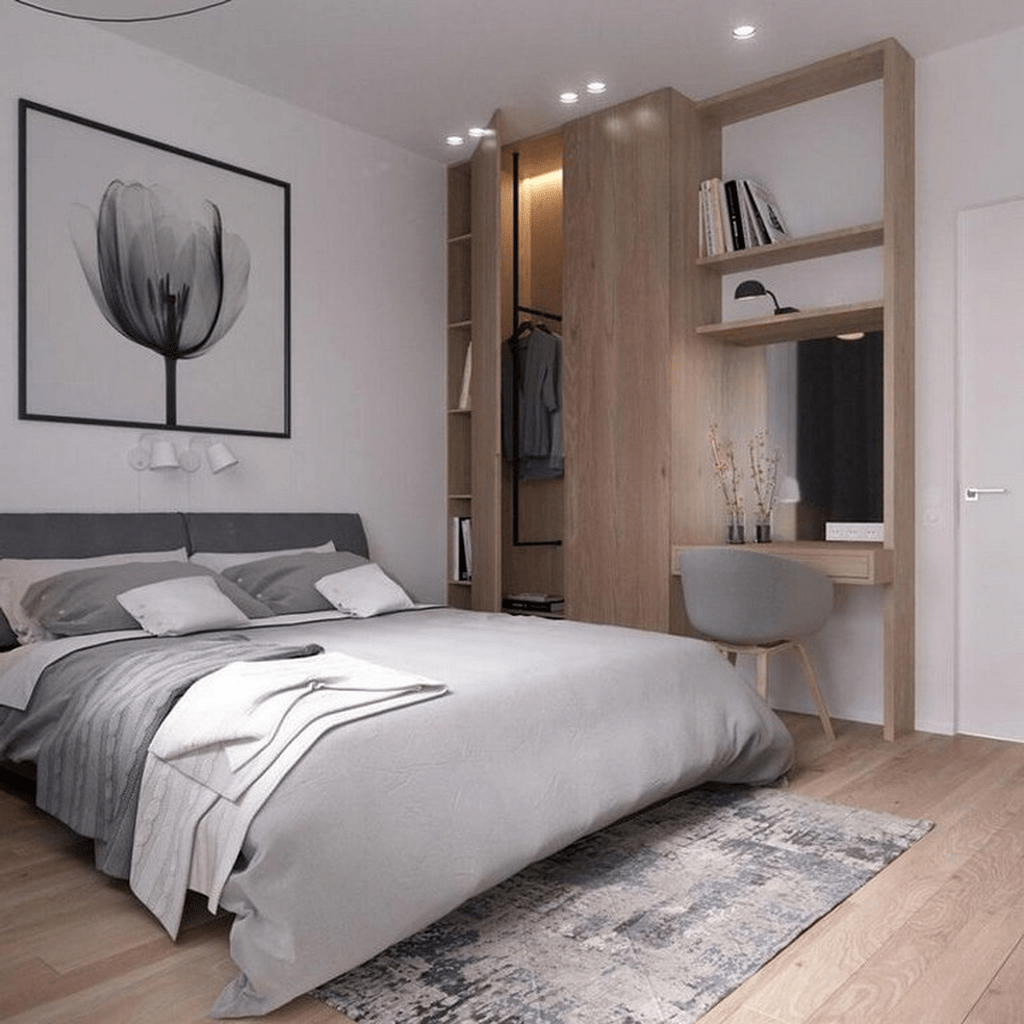 Lovely Simple Bedroom Decor Ideas That You Should Try 21