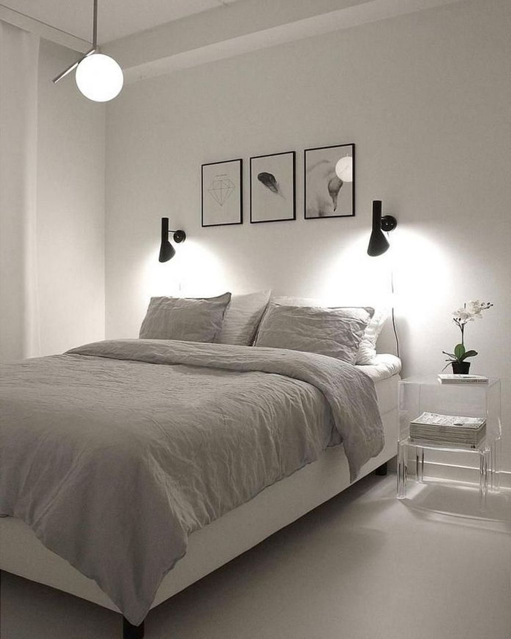 Lovely Simple Bedroom Decor Ideas That You Should Try 23