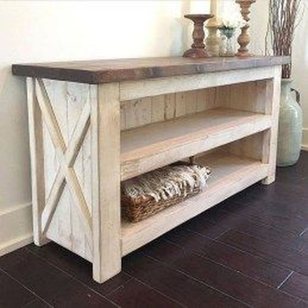 Popular Distressed Furniture Ideas To Get A Vintage Accent 24