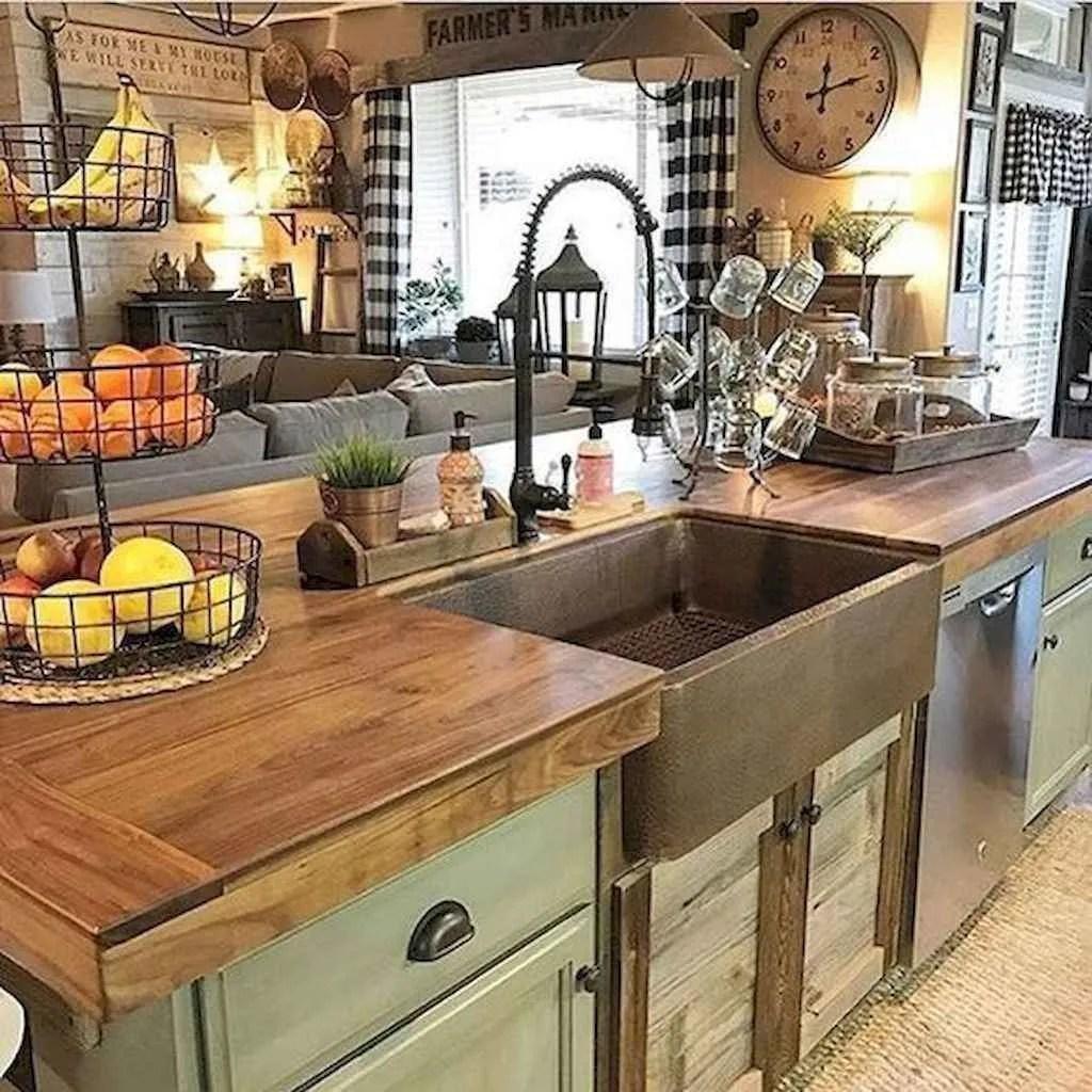 Stunning Modern Farmhouse Kitchen Table Design Ideas 21