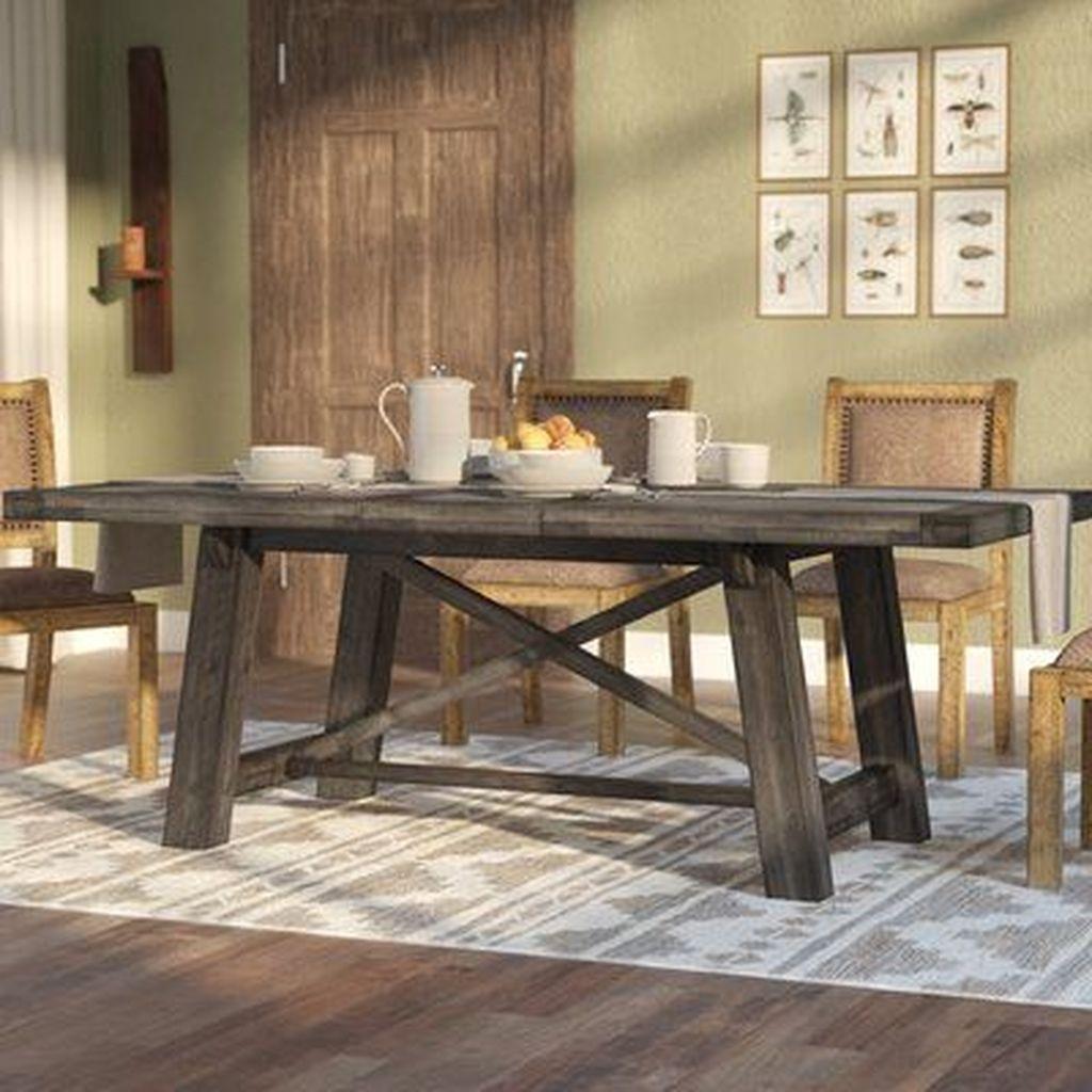 Stunning Modern Farmhouse Kitchen Table Design Ideas 29