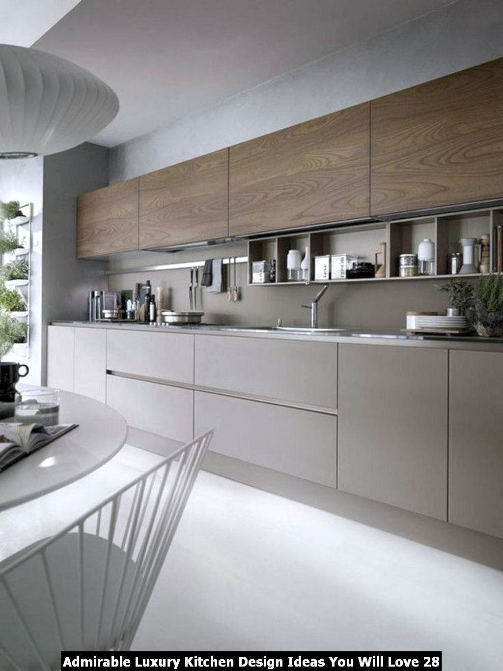 Admirable Luxury Kitchen Design Ideas You Will Love 28