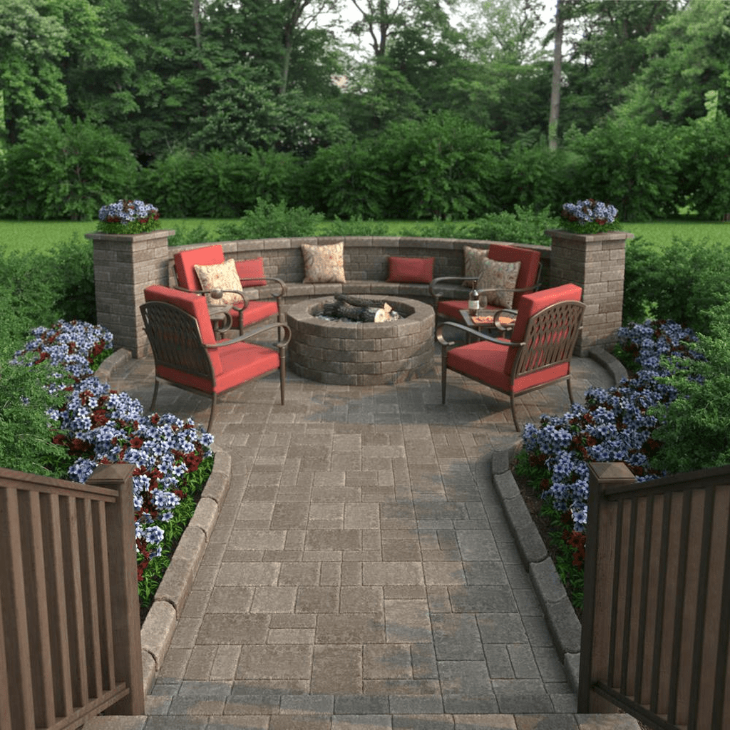 Amazing Fire Pit Design Ideas For Your Backyard Decor 01