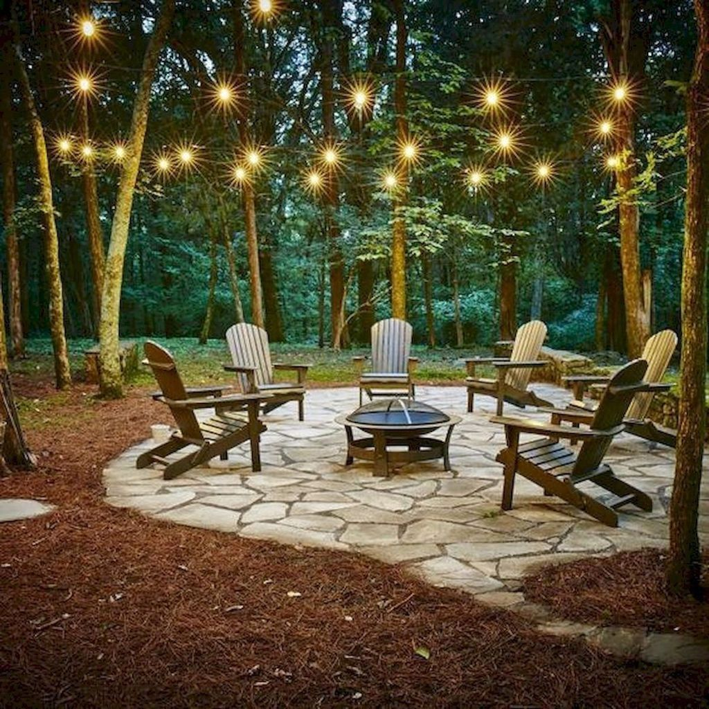 Amazing Fire Pit Design Ideas For Your Backyard Decor 03