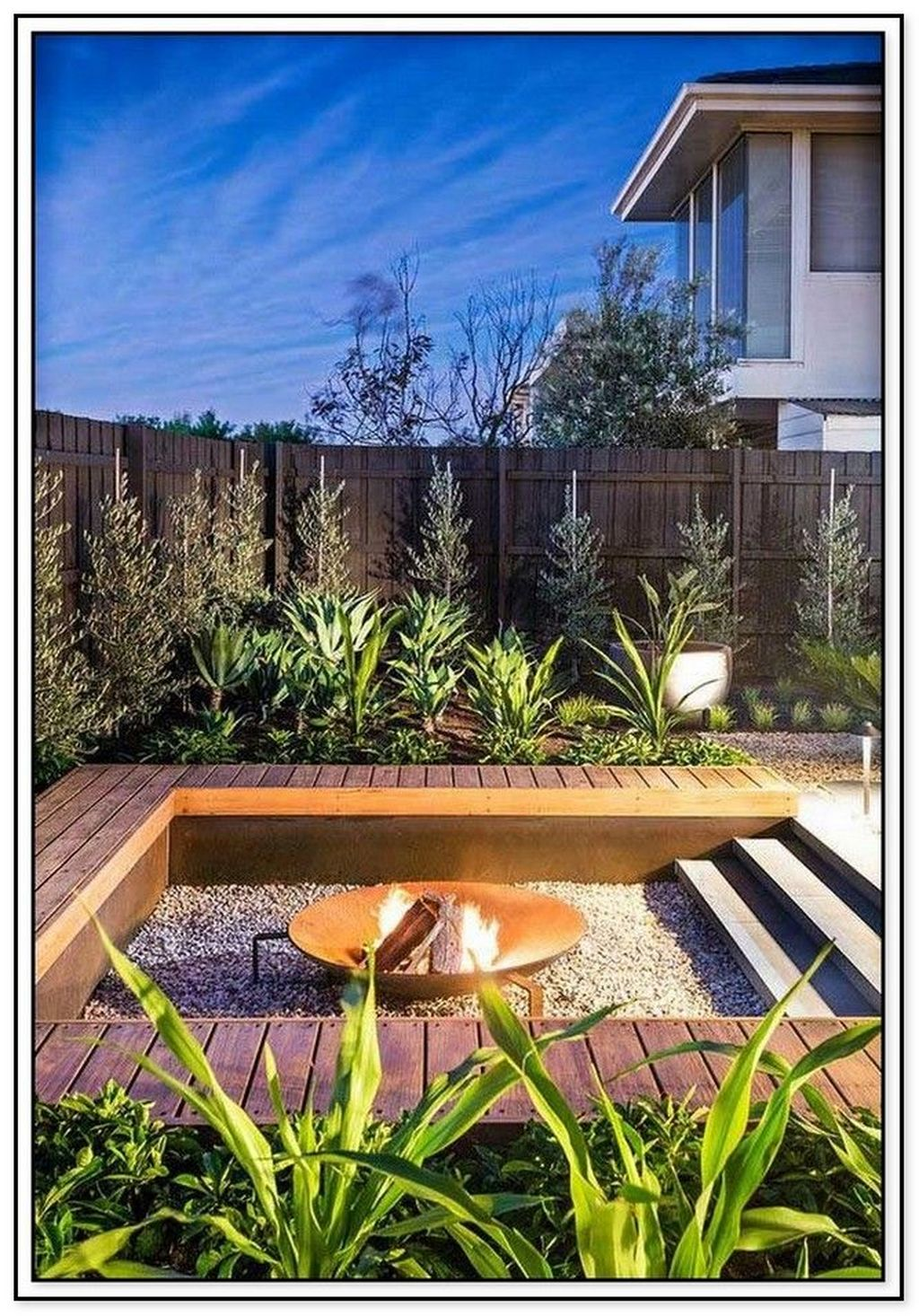 Amazing Fire Pit Design Ideas For Your Backyard Decor 08