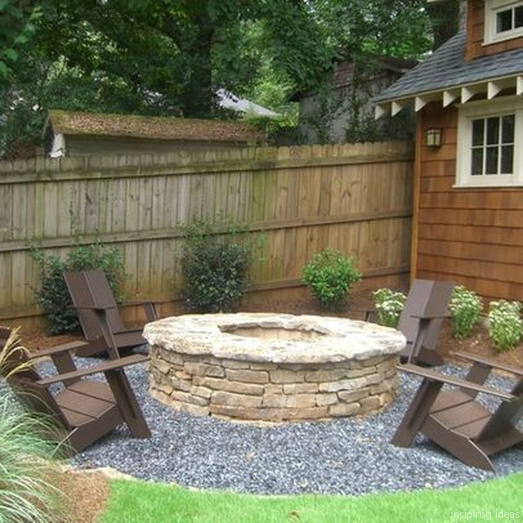 Amazing Fire Pit Design Ideas For Your Backyard Decor 16