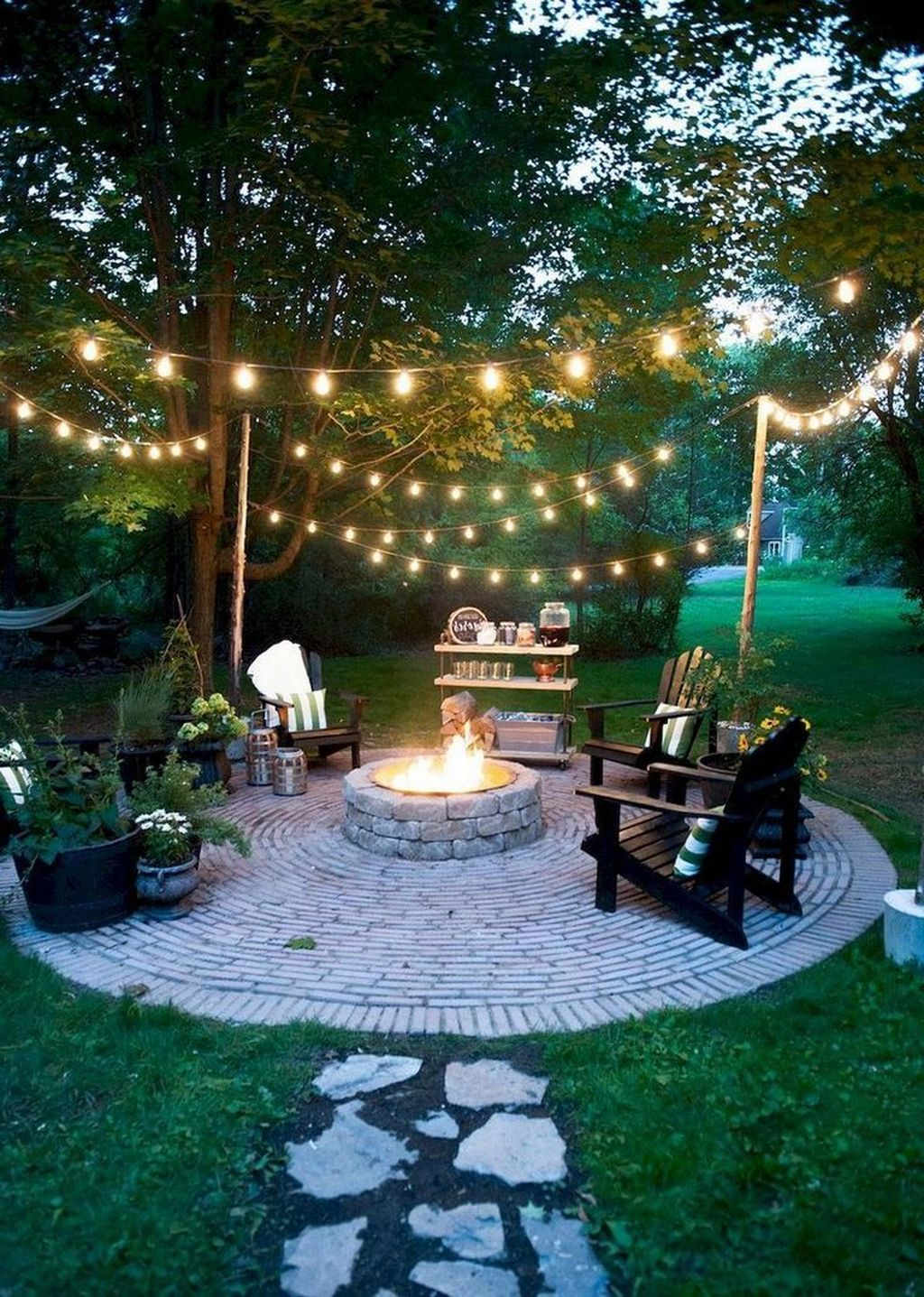 Amazing Fire Pit Design Ideas For Your Backyard Decor 23