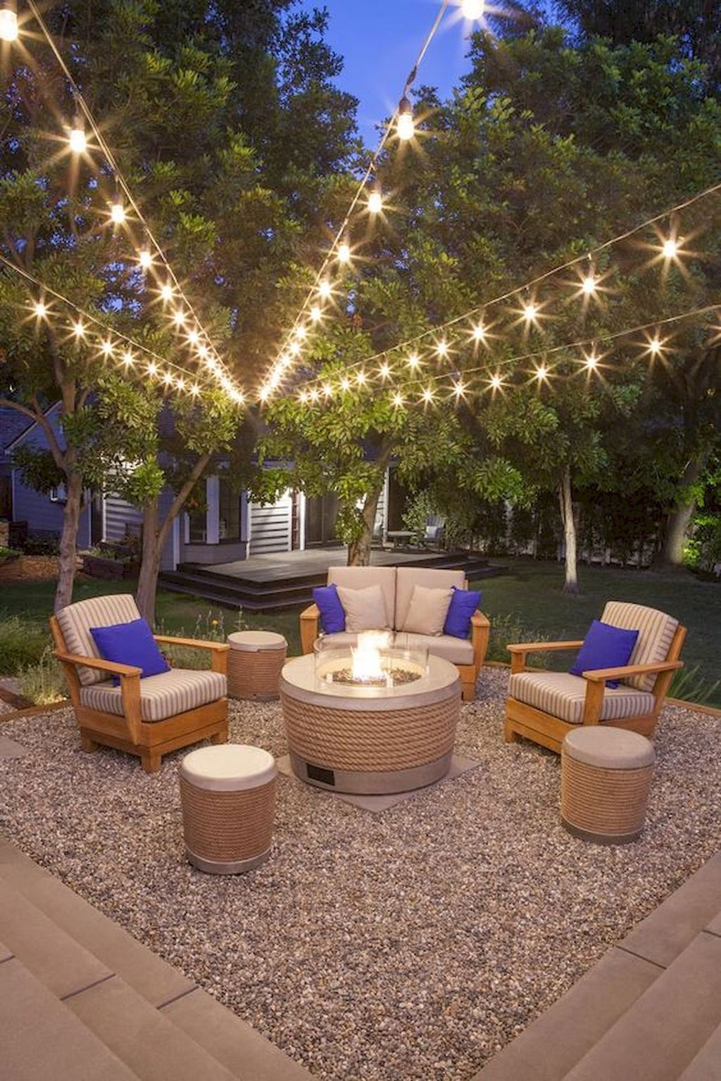 Amazing Fire Pit Design Ideas For Your Backyard Decor 25