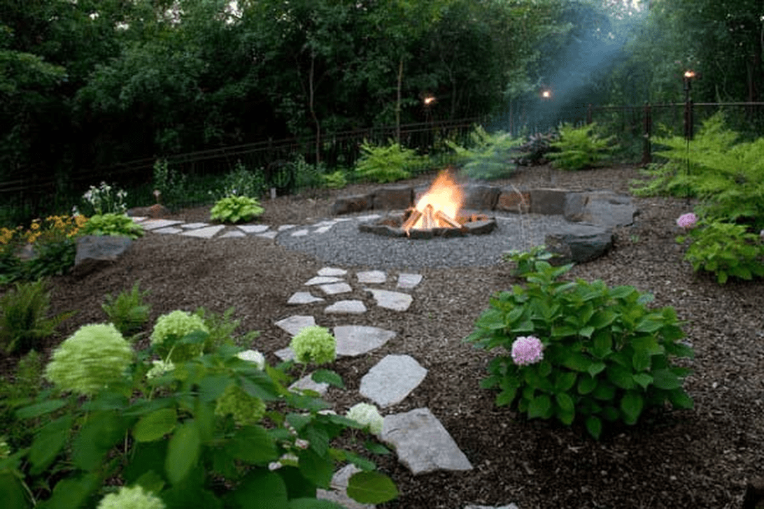 Amazing Fire Pit Design Ideas For Your Backyard Decor 26