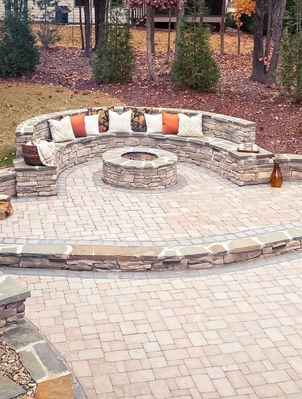 Amazing Fire Pit Design Ideas For Your Backyard Decor 27