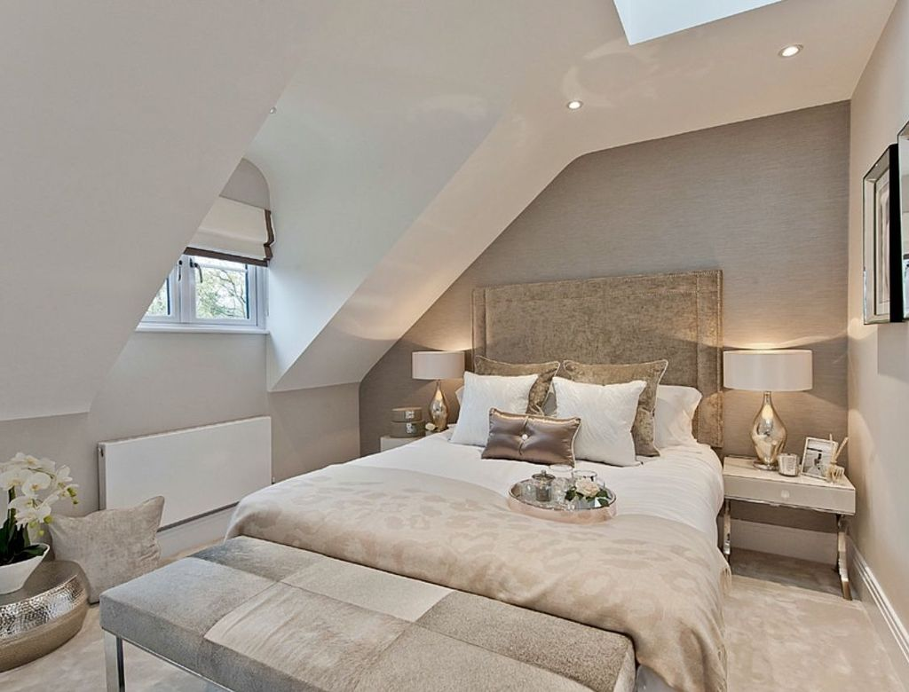 Awesome Attic Bedroom Decorating Ideas You Will Love 11