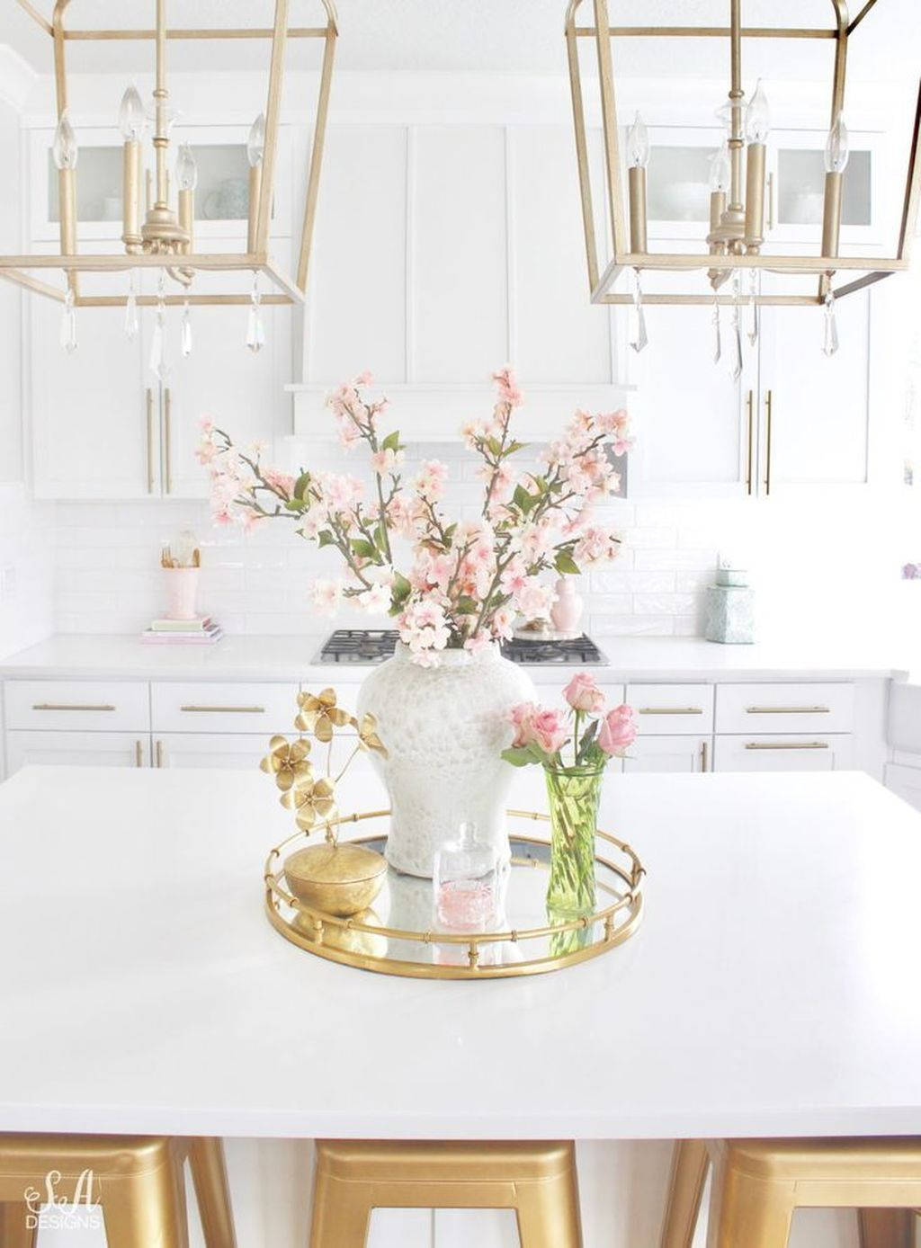 Awesome Spring Interior Decor Ideas That You Should Copy 08