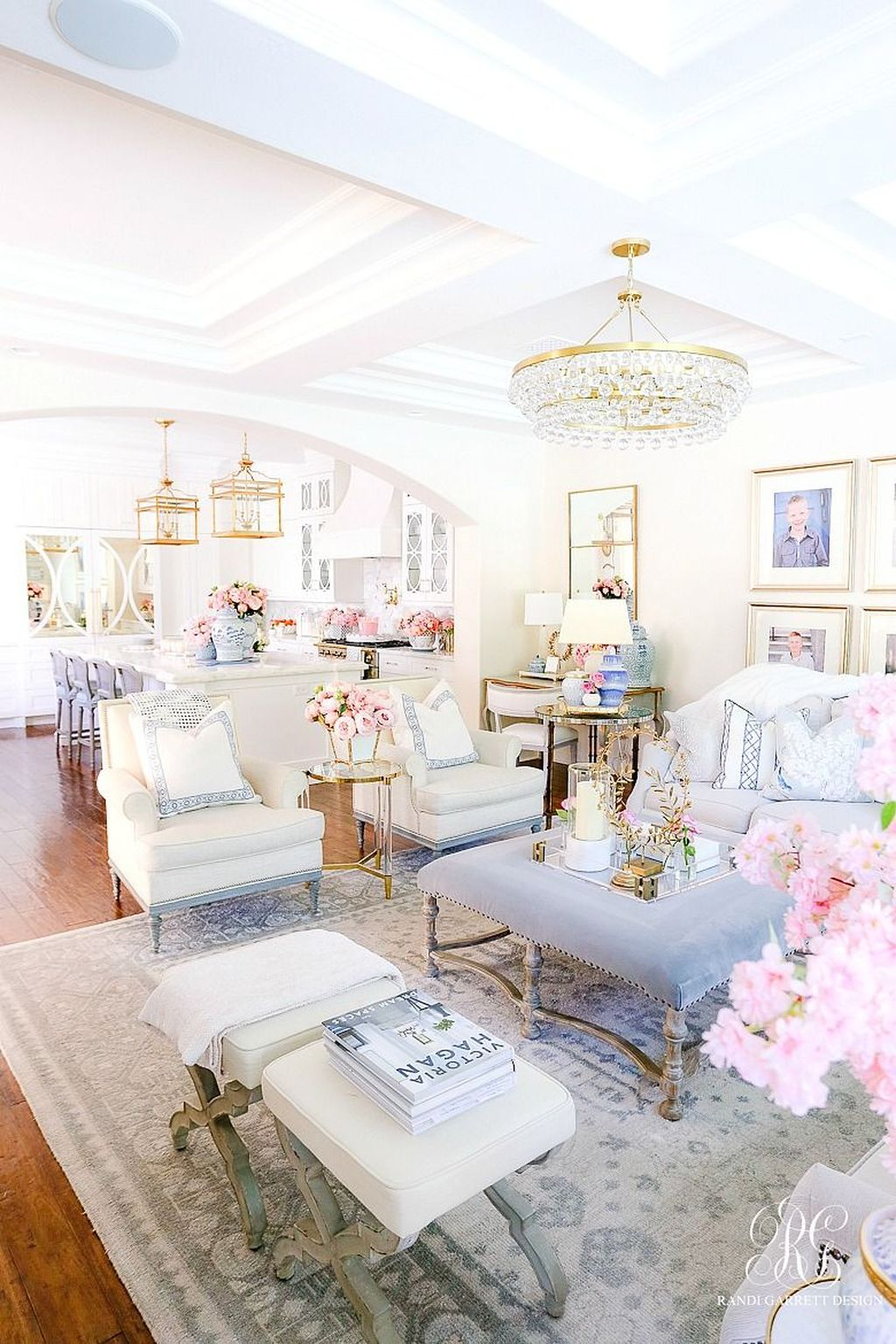Awesome Spring Interior Decor Ideas That You Should Copy 20
