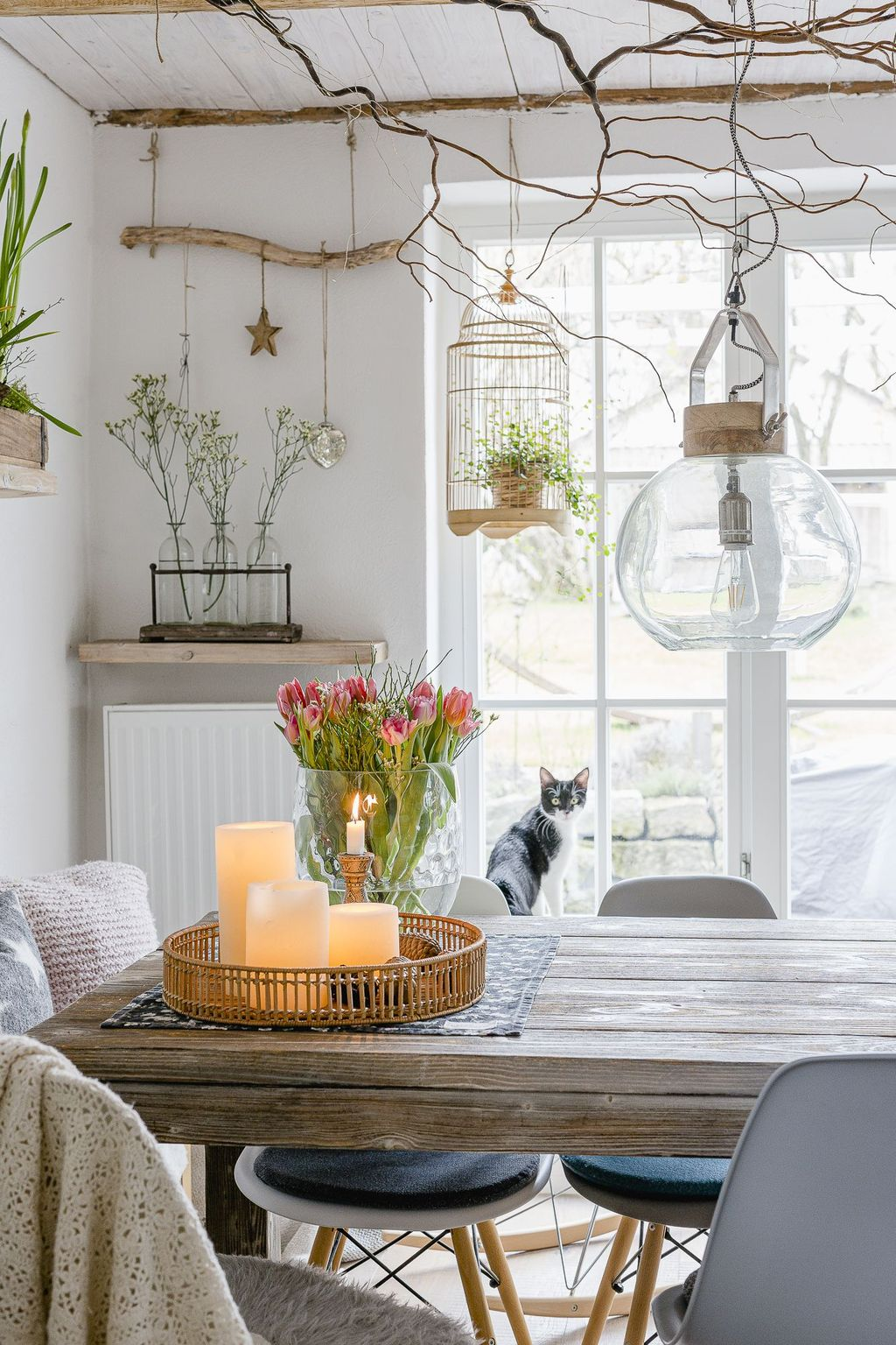 Awesome Spring Interior Decor Ideas That You Should Copy 33