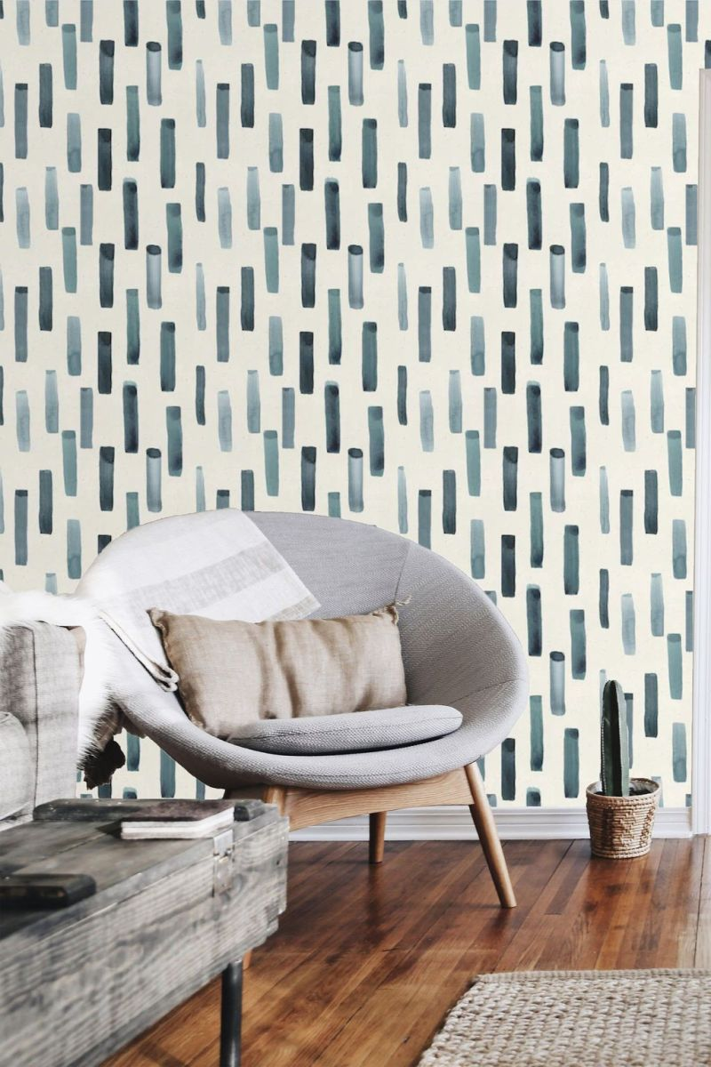 Brilliant Accent Wall Ideas For Living Room 13
