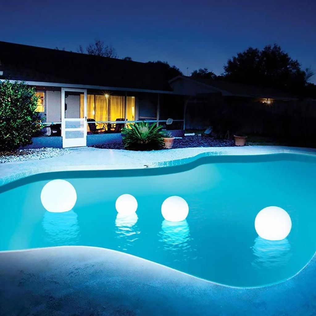 Fabulous Backyard Pool Landscaping Ideas You Never Seen Before 14