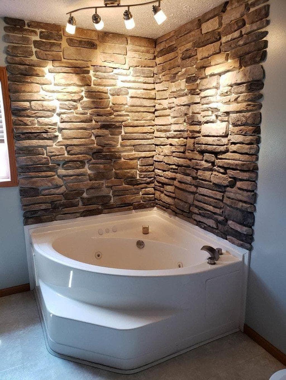 Fascinating Rustic Bathroom Decor Ideas You Must Copy 07