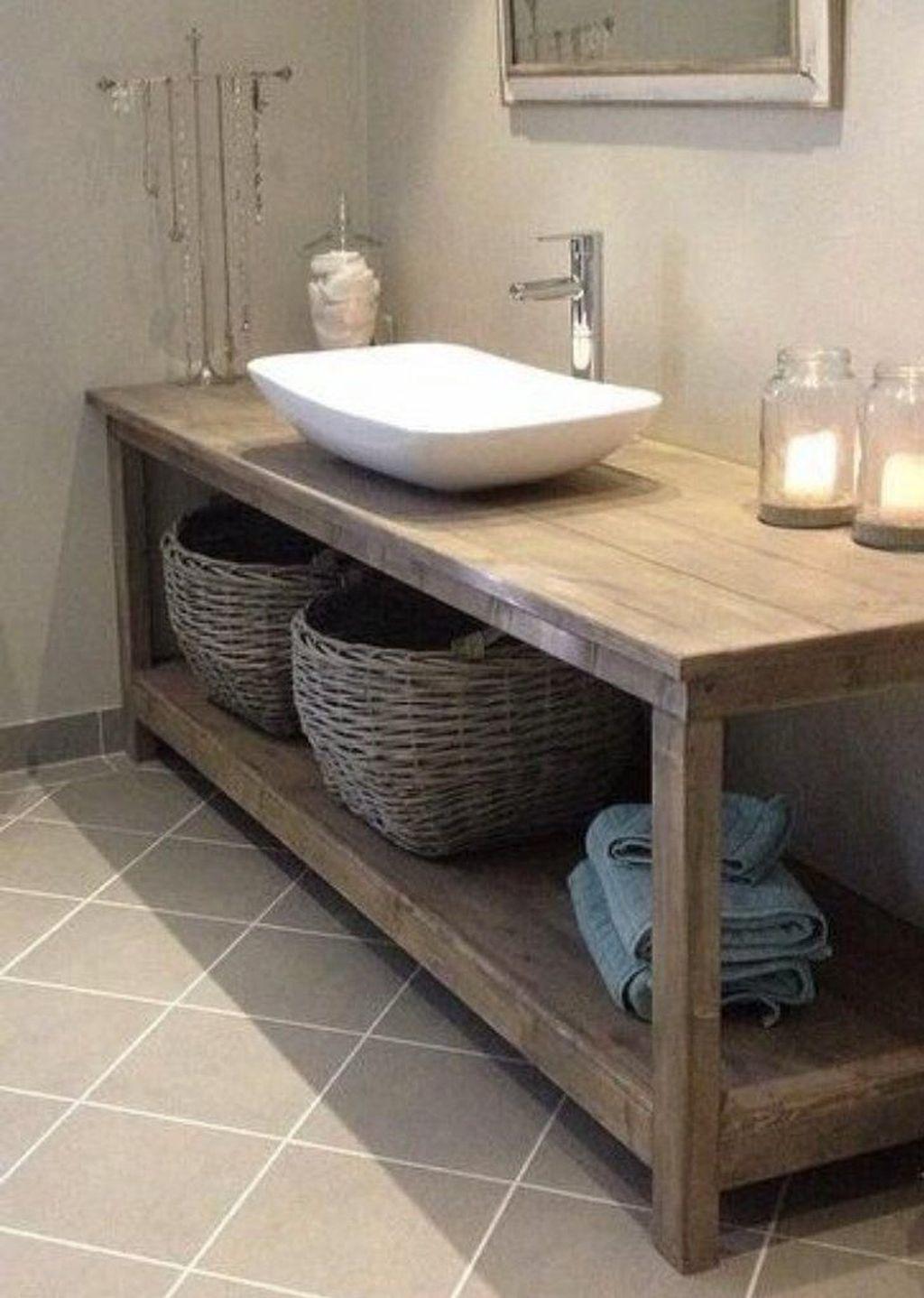 Fascinating Rustic Bathroom Decor Ideas You Must Copy 18