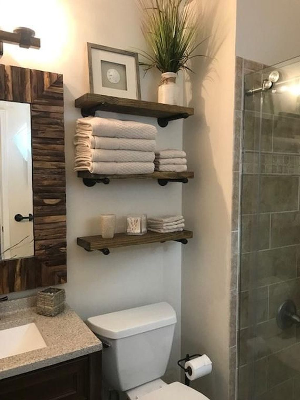 Fascinating Rustic Bathroom Decor Ideas You Must Copy 25