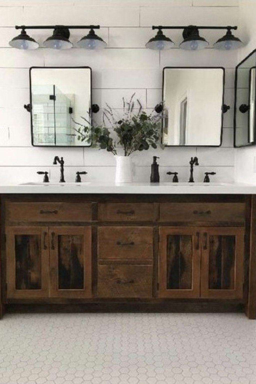 Fascinating Rustic Bathroom Decor Ideas You Must Copy 28