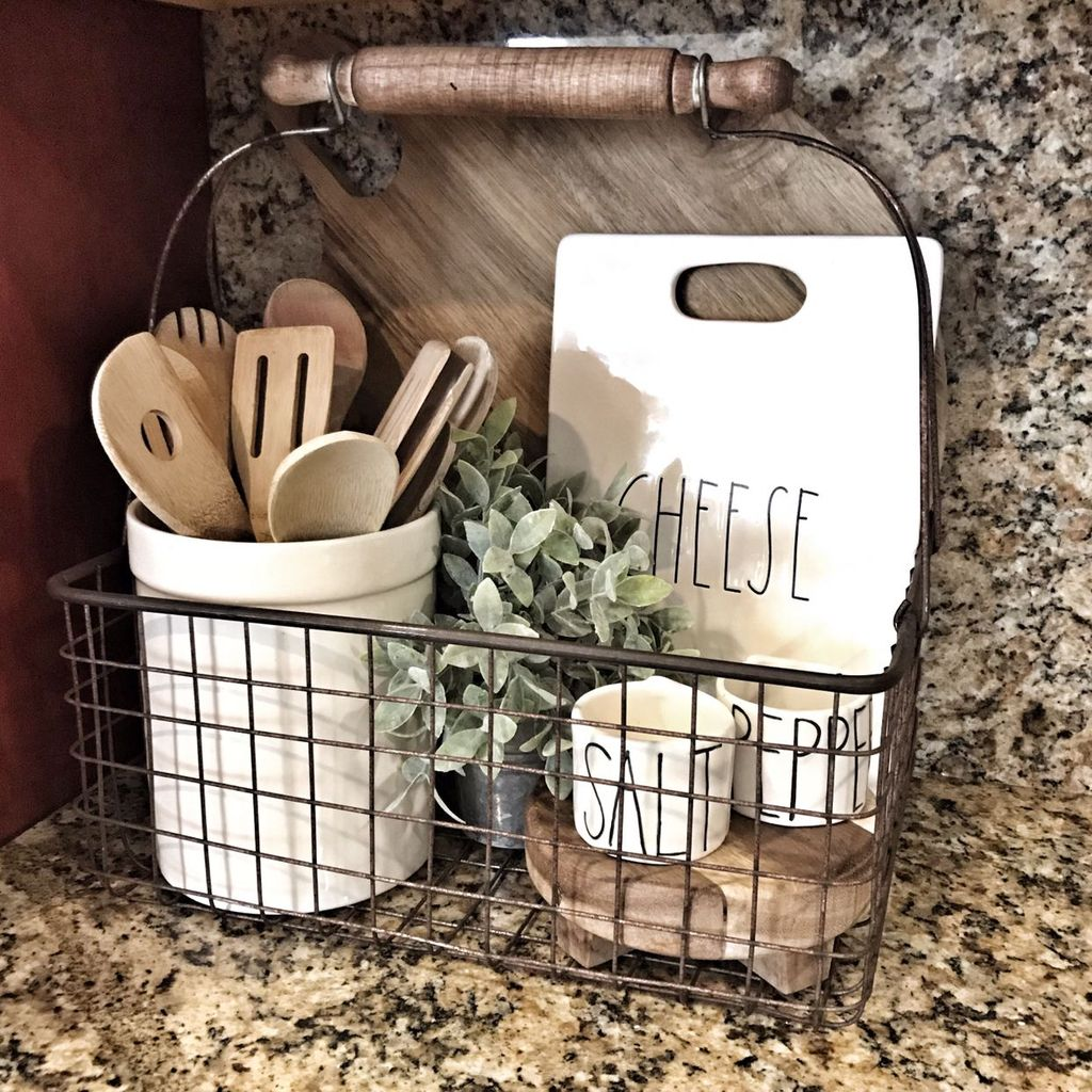Inspiring Country Kitchen Decor Ideas You Should Copy 14