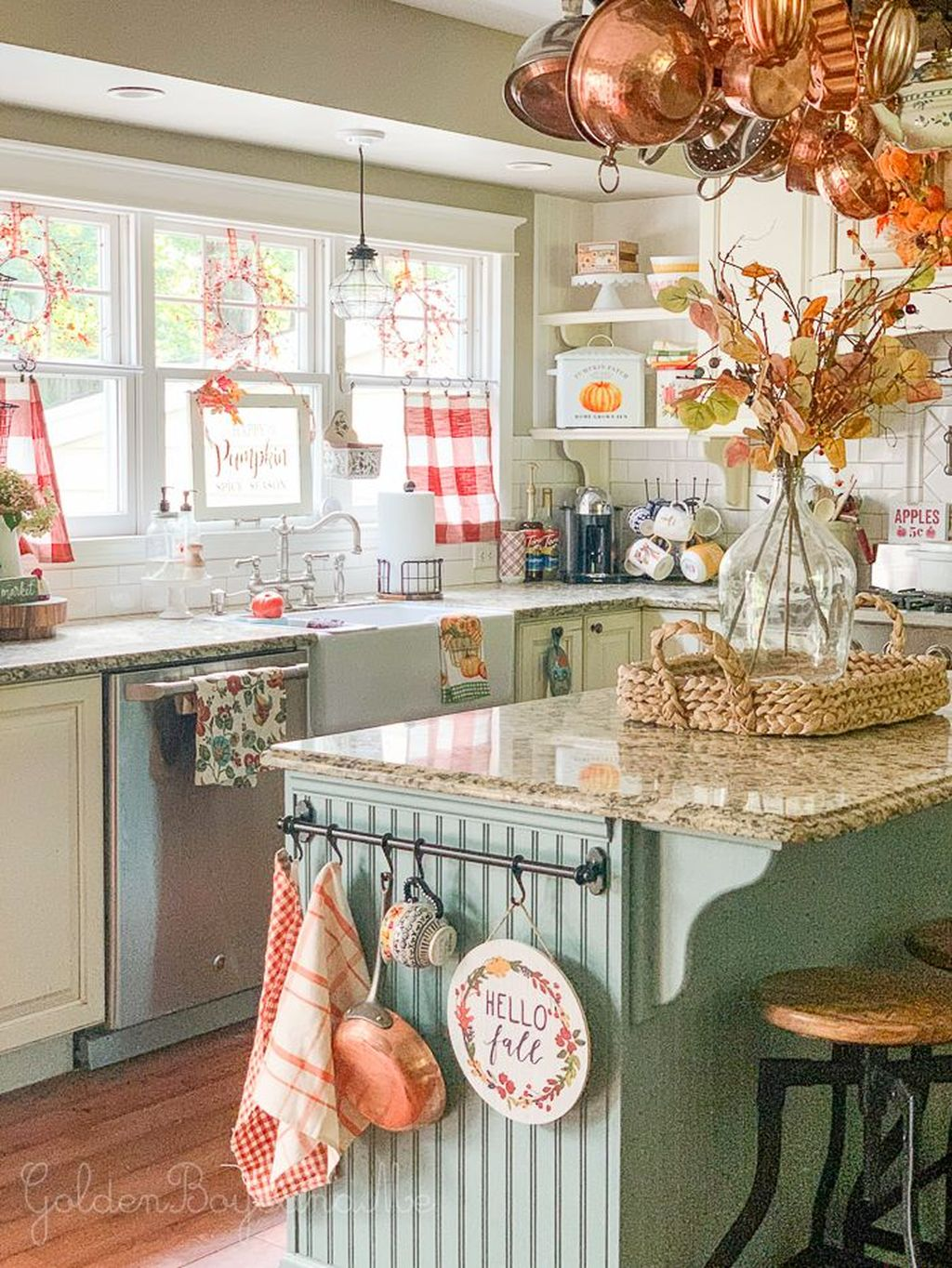 Inspiring Country Kitchen Decor Ideas You Should Copy 26