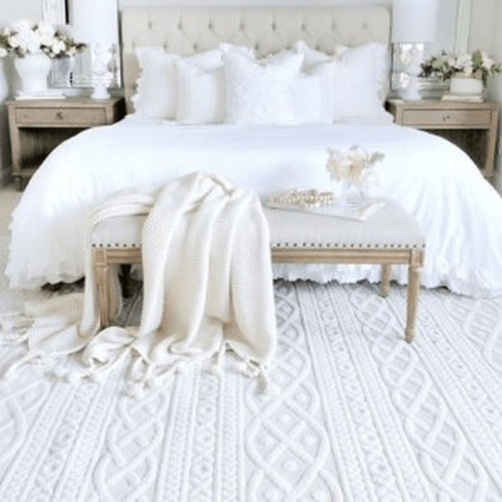 Lovely Spring Bedroom Decor Ideas Trending This Year 23