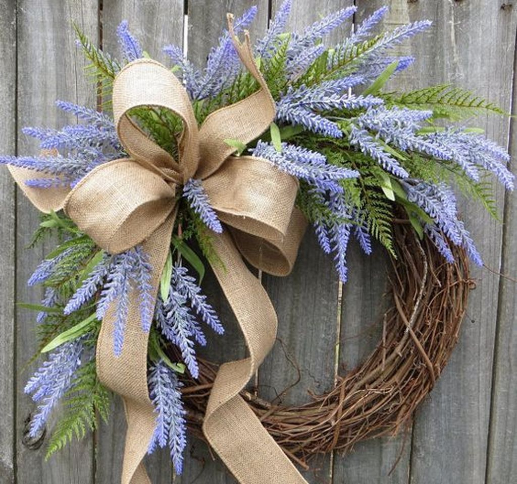 Popular DIY Spring Decor Ideas With Rustic Style 29